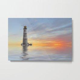 The Lighthouse Metal Print