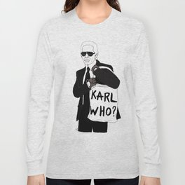 Karl Long Sleeve T-shirt