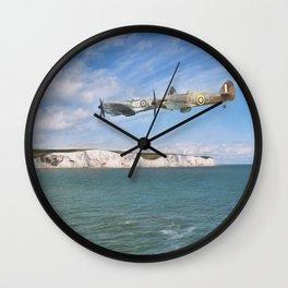 Tally Bally Ho Wall Clock