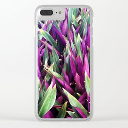 Two Sided Clear iPhone Case