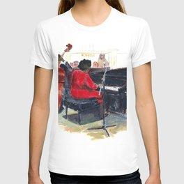 Jazz at Knickerbocker Bar, NYC T-shirt