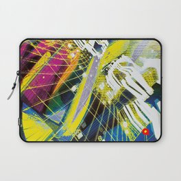 In Psyde 01 Laptop Sleeve