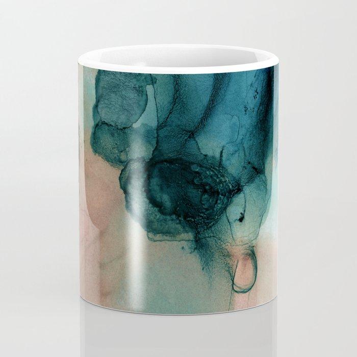Blue Typhoon Coffee Mug