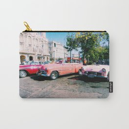 Cuban Taxis Carry-All Pouch
