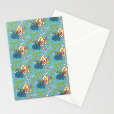 Geo Summer Stationery Cards