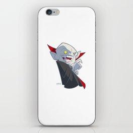 Chibi Vampire iPhone Skin