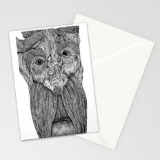 Tree Person Stationery Cards