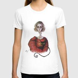 the teenage bitch T-shirt