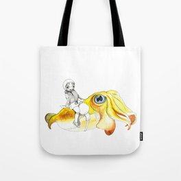Pufferfish - Joyride Tote Bag