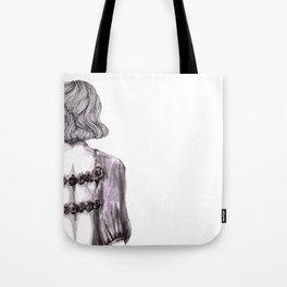 Bare Back Tote Bag