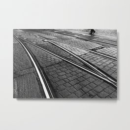 Evening Commute Metal Print