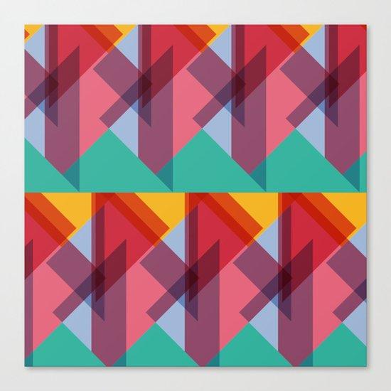 Crazy Abstract Stuff 3 Canvas Print