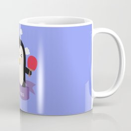 Penguin table tennis from BUENOS AIRES T-Shirt Coffee Mug