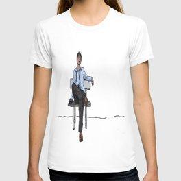 """Let's kill Dave."" T-shirt"