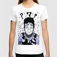 clueless T-shirts featuring Clueless? by Drab