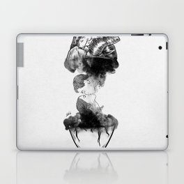 Distance mean nothing. Laptop & iPad Skin