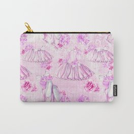 Ballerina #6 Carry-All Pouch