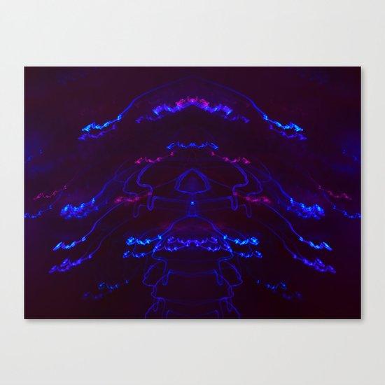Not A Jellyfish Canvas Print
