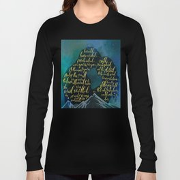 The wait was worth it. A Court of Wings and Ruin (ACOWAR). Long Sleeve T-shirt