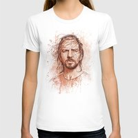 eddie vedder T-shirts featuring Eddie Vedder by Renato Cunha
