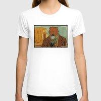 phil jones T-shirts featuring Punxsutawney Phil by Derek Eads