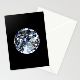 Diamond is Forever Stationery Cards