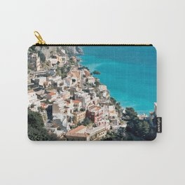 Italy. Amalfi Upside Carry-All Pouch