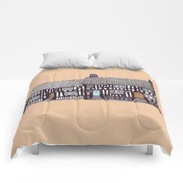 'Suffolk' House print Comforters