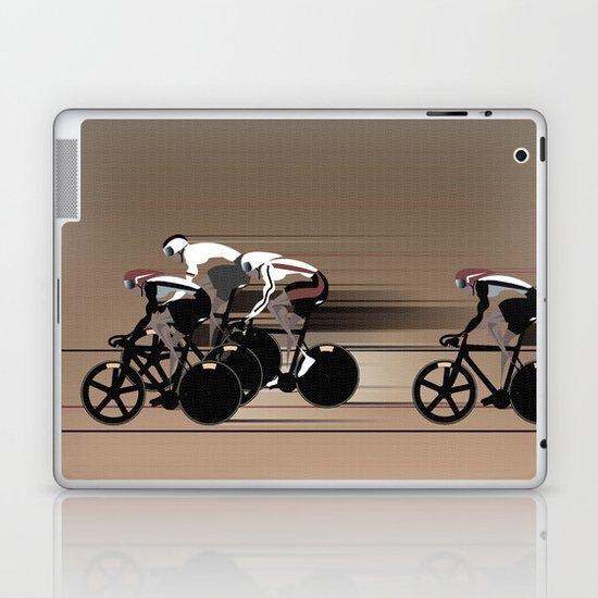Velodrome Laptop & iPad Skin