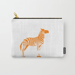 Animals Illustration Zebra Carry-All Pouch