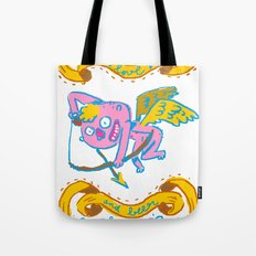 a drink my love ? Tote Bag