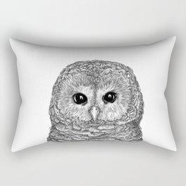 Tiny Owl Rectangular Pillow