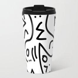 It's a beautiful world Travel Mug