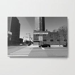 Queens Blvd Print Metal Print