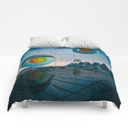 EGG-CB PYROXYLIN Comforters