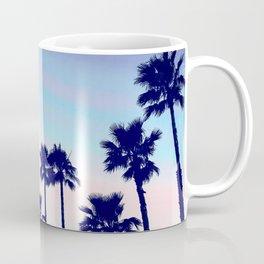 Tranquillity - violet sunset Coffee Mug