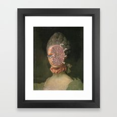 The Empress Framed Art Print