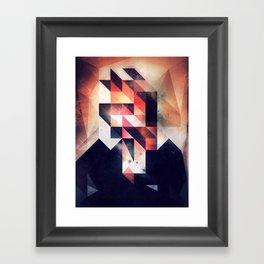 Mystyr Hyyd Framed Art Print