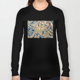Starry Wishes and Bokeh Dreams... Long Sleeve T-shirt