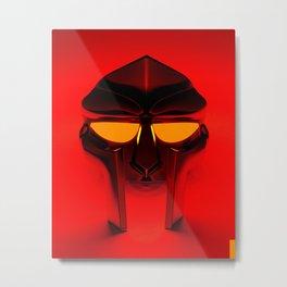 "[Day 3021] ""MF DOOM FOREVER MF!!!!!"" - Art print Metal Print"
