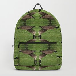 Chicago Geese 3 Backpack