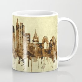 Delhi India Cityscape Coffee Mug
