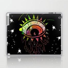 Right Eye of Space Kami Laptop & iPad Skin