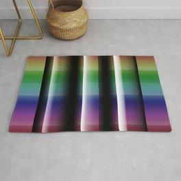 Pattern Colour gradient Rug