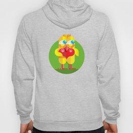 Love chicken Hoody