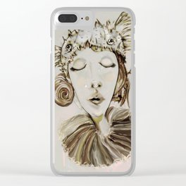 Ophelia´s premonitory dream Clear iPhone Case