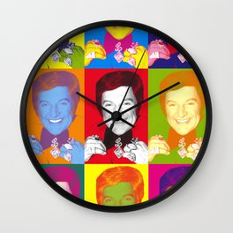 Liberace 9 Times, Che Guevara-style Wall Clock