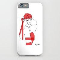Elektra-assassin iPhone 6s Slim Case
