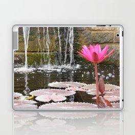 Lilly Pond Laptop & iPad Skin