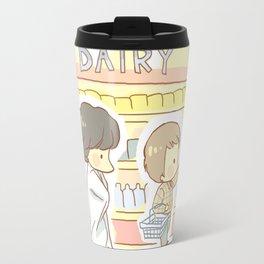 Groceries Travel Mug